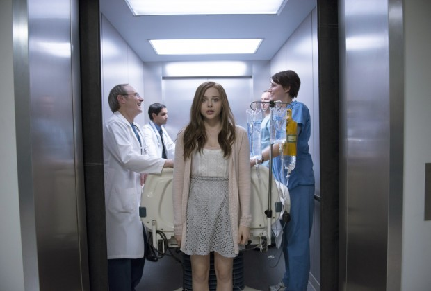 """This image released by Warner Bros. Pictures shows Chloe Grace Moretz in a scene from """"If I Stay."""" (AP Photo/Warner Bros. Pictures, Doane Gregory)"""