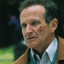 "Robin Williams in a scene from Omar Naim's movie ""The Final Cut""."