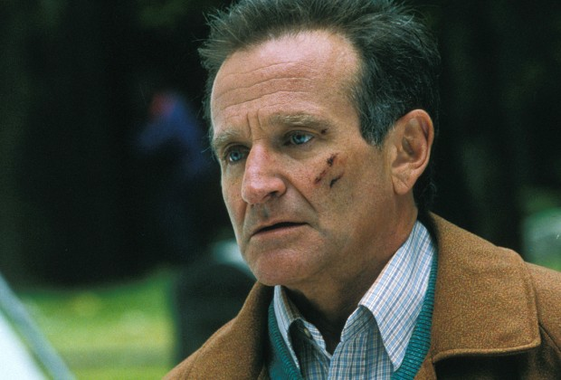 """Robin Williams in a scene from Omar Naim's movie """"The Final Cut""""."""